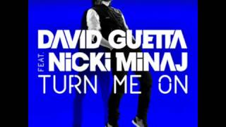 David Guetta feat. Nicki Minaj - Turn Me On - ( DjZupi )