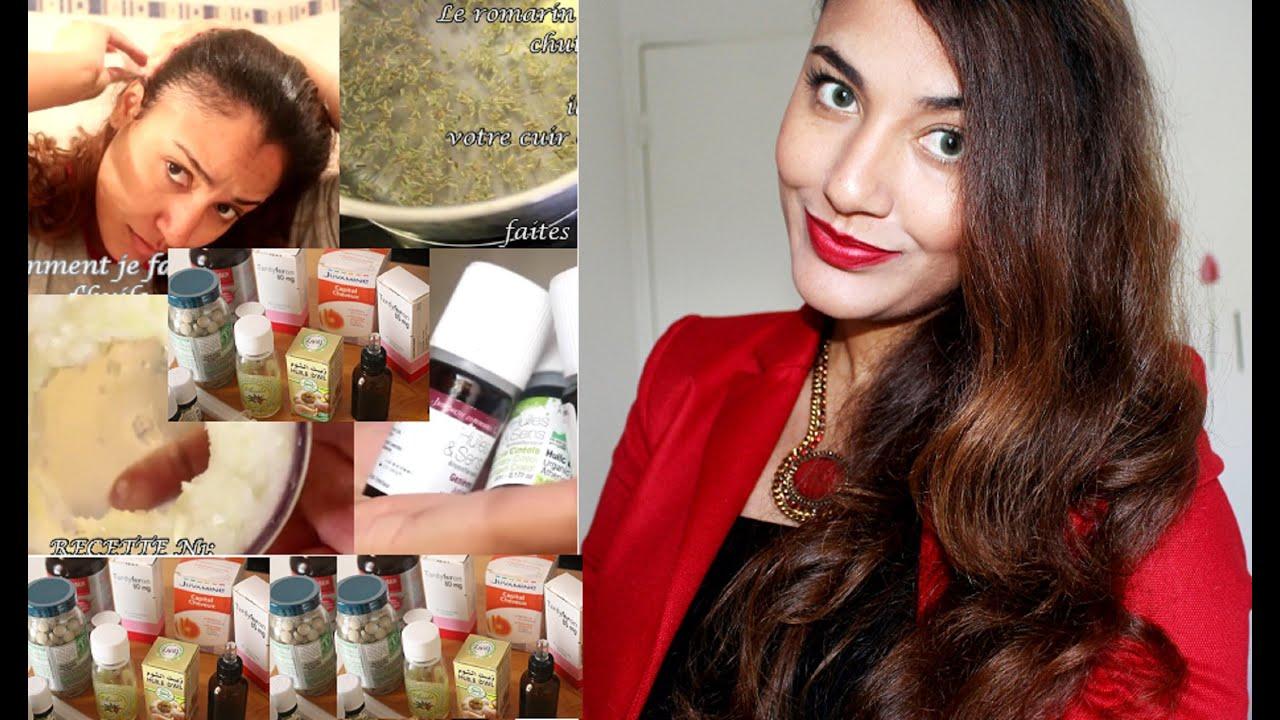 Le traitement des cheveu par les huiles et