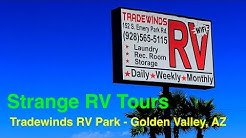 #56 Tradewinds RV Park - Golden Valley, AZ
