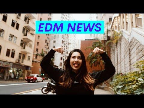 EDM News: Skrillex mysterious website, Jauz married, Electronic Grammy nominations