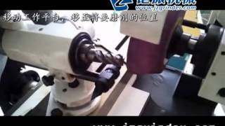 universal tool grinder,end mill sharpener,end mill grinding machine