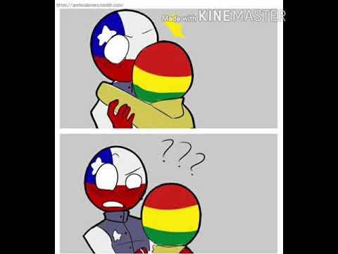 Comics De Countryhumans Mexico Russia U S A Canada Chile Volivia Y Peru Youtube