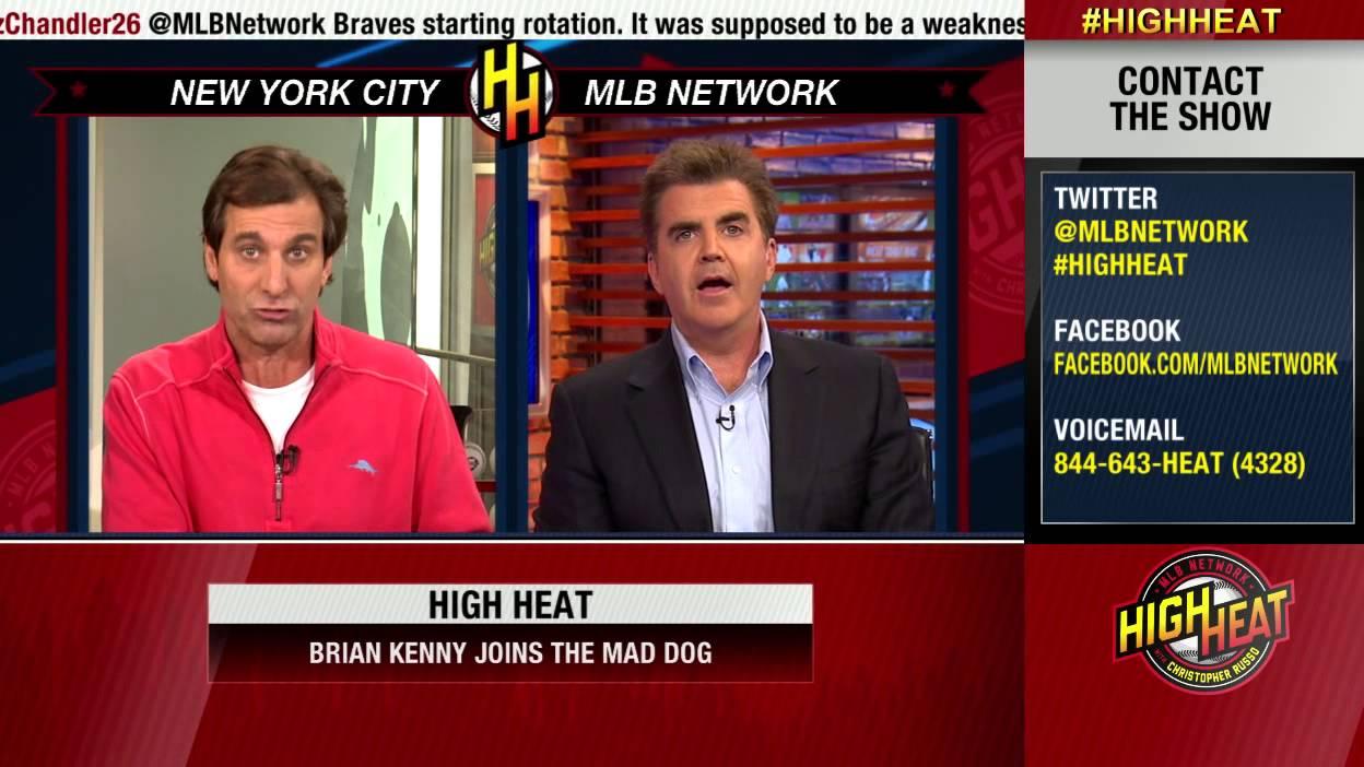 Download Brian Kenny vs.Mad Dog on High Heat: Debating WAR