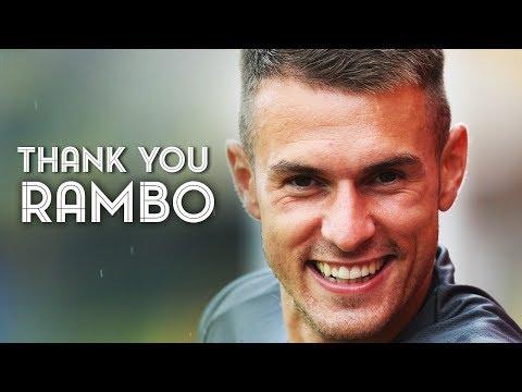Thank you, Rambo!