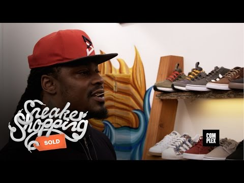 Thumbnail: Marshawn Lynch Goes Sneaker Shopping With Complex