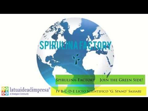 Spirulina Factory VIDEO SPOT