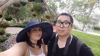 #Vlog Taiwan Expo florale de Taizhong ????