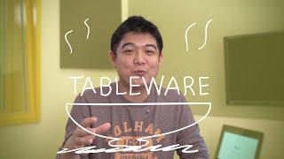 Weekly Korean Words with Jae - Tableware