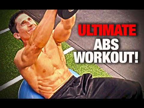 Ultimate Abs Workout (HARD BUT EFFECTIVE!)