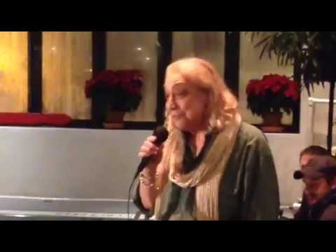 Sheree Sano Sings: Christmas Party at Manhattan Plaza Health Club