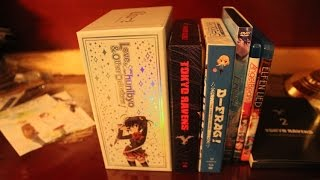Rightstuf haul 4 (Elfen Lied, Angel Beats, Tokyo Ravens, and more)