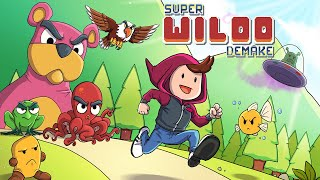 Super Wiloo Demake - Super Mario Bros? 🙄