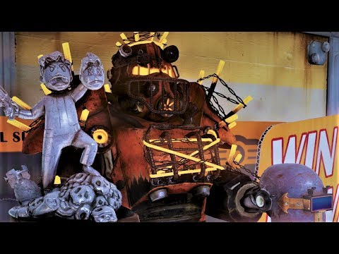Fallout 76 外傳07 - 51避難所是大逃殺模式   異塵餘生系列116集