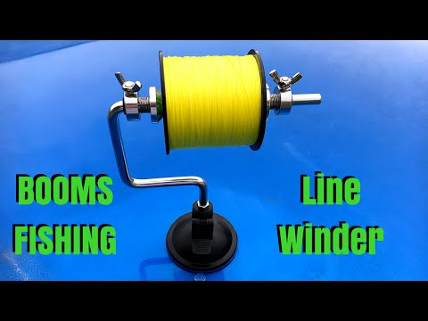 Booms Fishing Line Winder