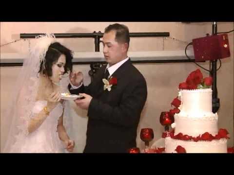 cat banh phuong phu wedding