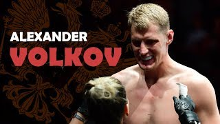 Александр Волков. Highlights. Alexander Volkov
