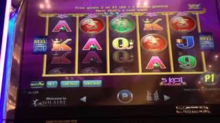 Five koi deluxe solaire resort and casino
