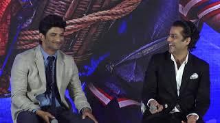 Kedarnath 2018- Drama/Fantasy I Sara Ali Khan & Sushant Singh Rajput at Trailer Launch (Part 3)