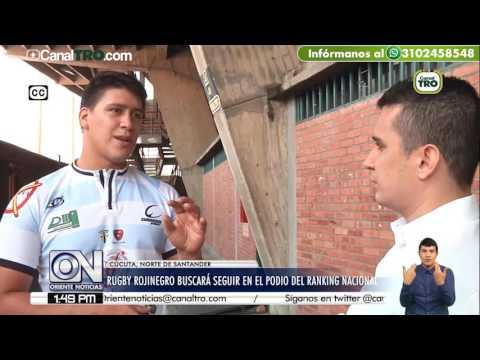 Rugby Rojinegro buscará seguir en el podio del ranking nacional