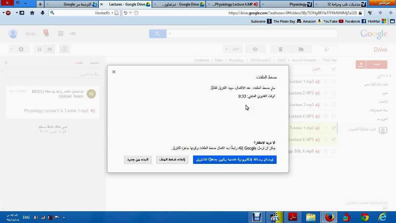 Google Drive Download Problem