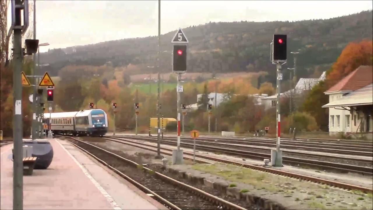 Panoramio - Photo of Bahnhof Furth im Wald