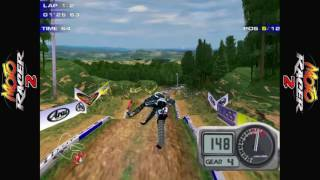 Moto Racer 2 PC - Custom Championship 04 Ride N Dirty