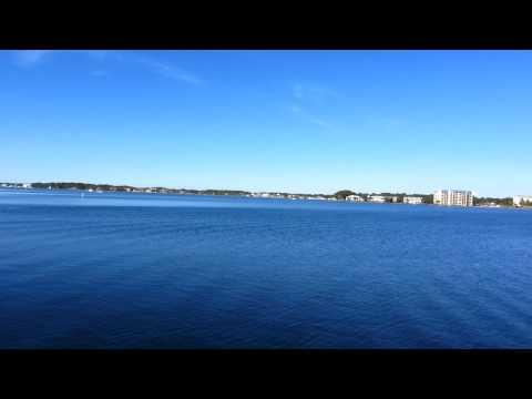 Grand Lagoon - Saint Andrew Bay - St. Andrews State Park, Panama City Beach, FL