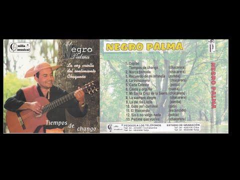 MÚSICA BOLIVIANA - EL NEGRO PALMA: 07.  MI SANTA CRUZ DE LA SIERRA