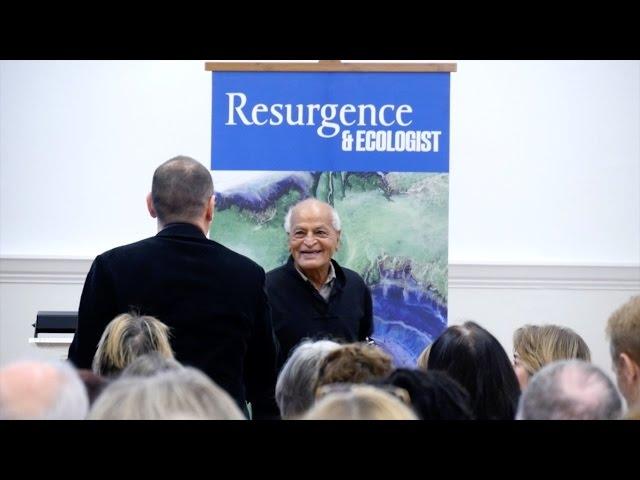 Resurgence Wellbeing Festival 2015
