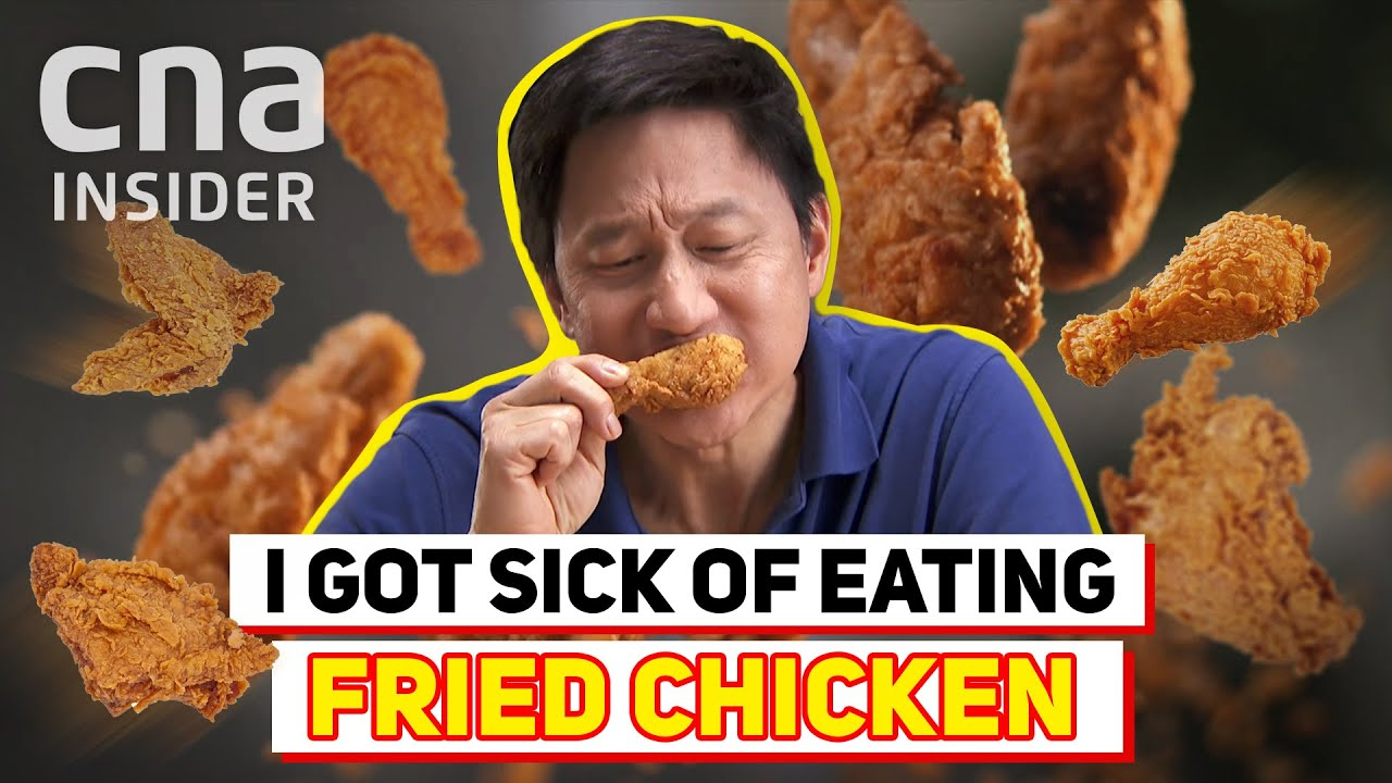 Ate Fried Chicken For 14 Days - But Would I Try Going Vegetarian?   Talking Point Extra