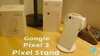 Google Pixel 3 i Pixel Stand Rozpakowanie | Robert Nawrowski