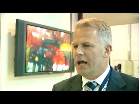 David Thompson, Regional General Manager, Jebel Ali International Hotels, UAE @ ATM 2010