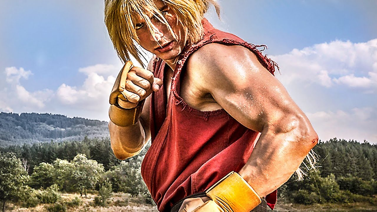 Street Fighter ASSASSIN'S FIST FILM HD en Français
