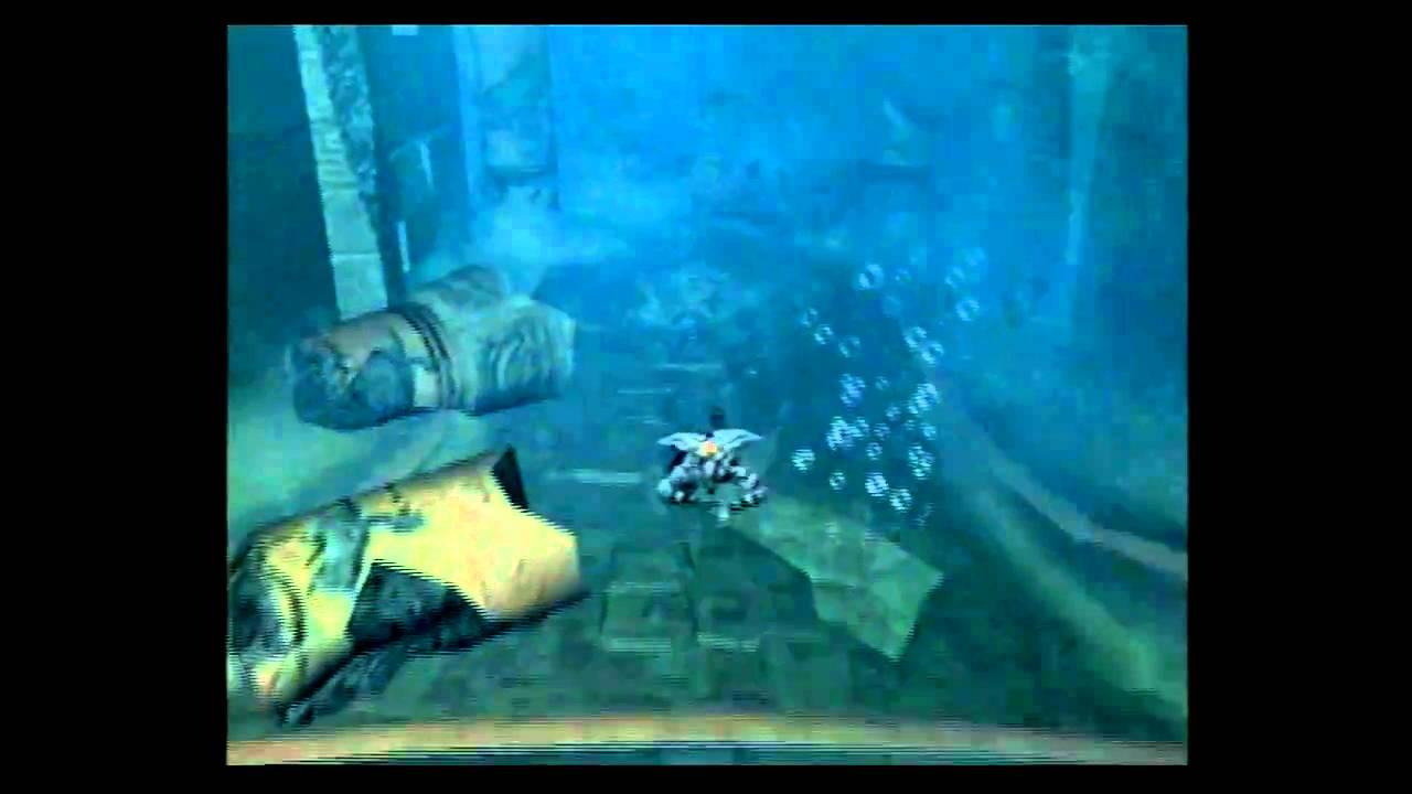 God Of War Gameplay Underwater World Of Poseidon Winifred Phillips Youtube