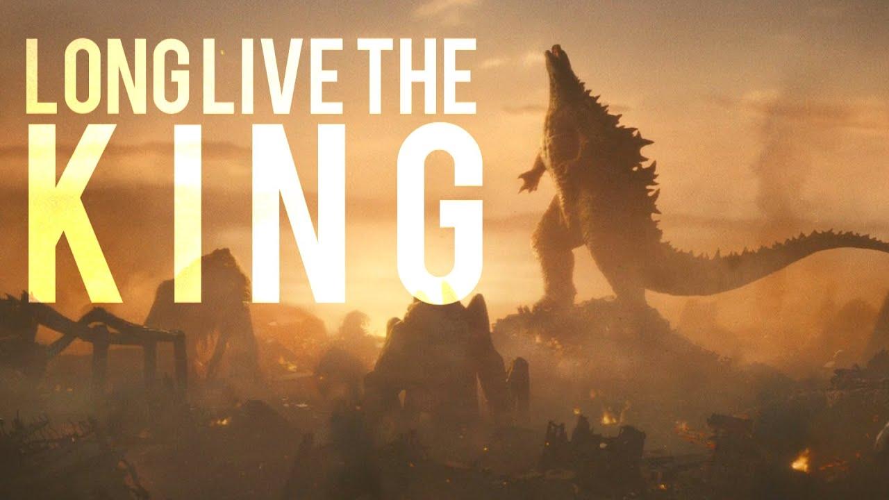 Godzilla    Long Live The King