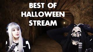 Best of Gronkh und Pandorya - Halloween Stream [Full-HD]
