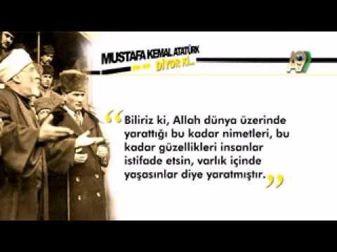 Mustafa Kemal Atatürk Diyor Ki... 5