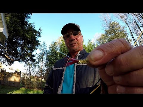 A Guaranteed Crappie Fishing Technique For Catching Crappie During Spawn