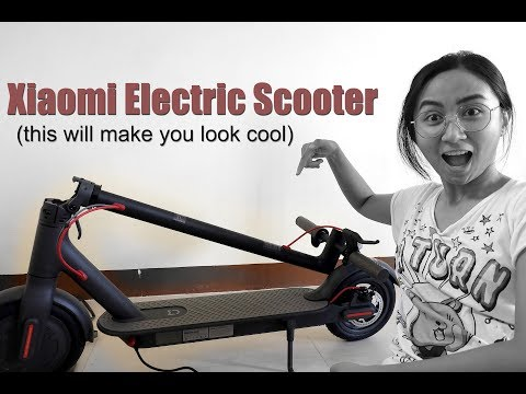 Xiaomi Electric Scooter (PH Version) - Unboxing And Review