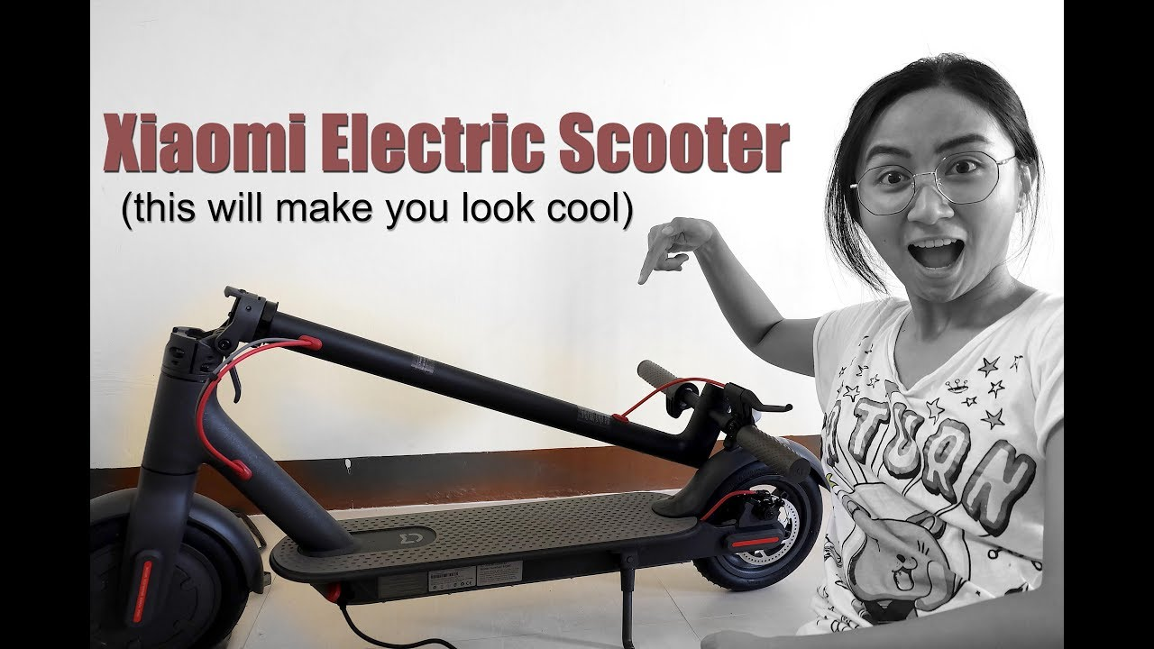 Xiaomi Electric Scooter Ph Version Unboxing And Review Youtube