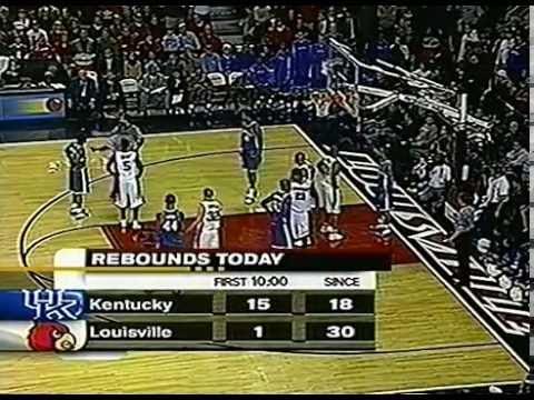 2002 - Louisville vs #14 Kentucky - Full Game