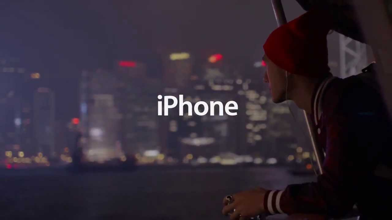 iphone 6 commercial apple iphone 5 tv ad everyday hd 11310