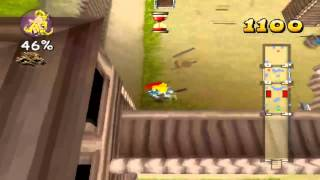 Asterix Mega Madness Full Walkthrough[HD]