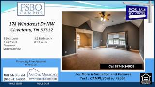 5 bedroom Home for sale in Windcrest Subdivision Cleveland TN