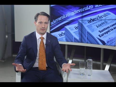 INTERVIU Eric Stewart despre detaliile întâlnirii cu premierul Grindeanu