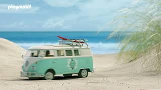 Volkswagen T1 Camping Bus (Special Edition) I Bumper Ad I PLAYMOBIL Deutschland
