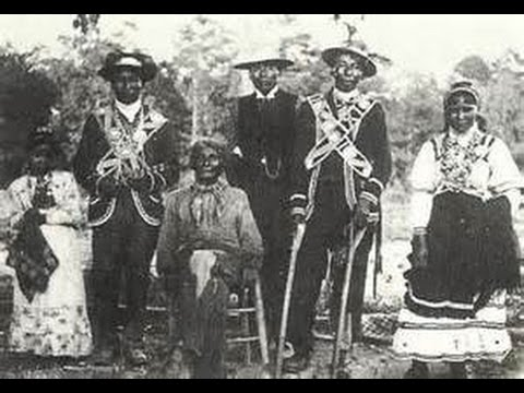 The Real Indigenous  Americans