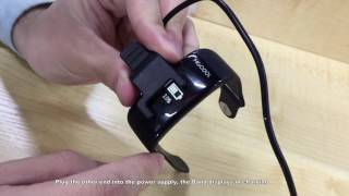 mgcool band 2 fitness tracker operation demonstration android version
