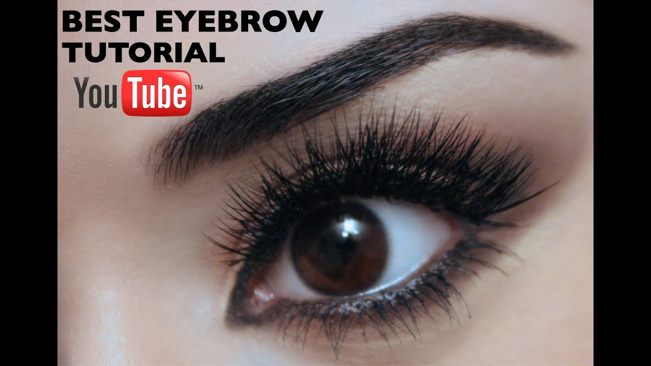 Best Eyebrow Shaping Tutorial On Youtube As Voted By You How To