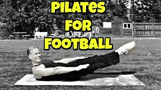 Football Conditioning Pilates Workout (1 of 2) Sean Vigue Fitness